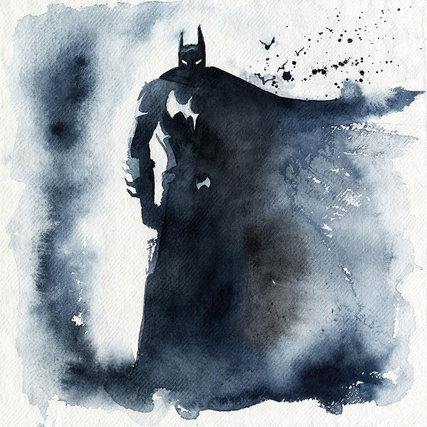 Batman by Blule
